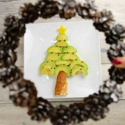 Avocado-Christmas-tree