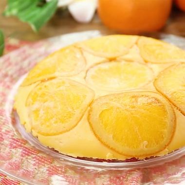 炊飯器でオレンジチーズケーキ【動画】