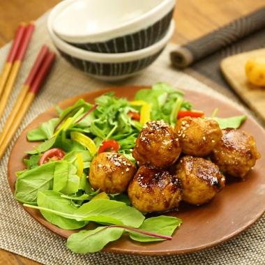 ポテトの肉巻きカレー風味【動画】