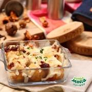 アンデスポテトの和風チーズ焼き