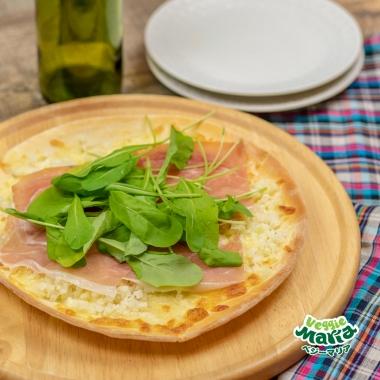 低糖質カリフラワーライスピザ