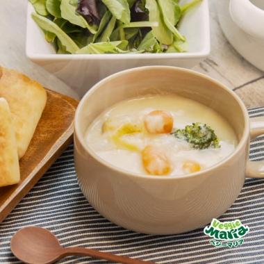 【動画】野菜たっぷりクリームシチュー