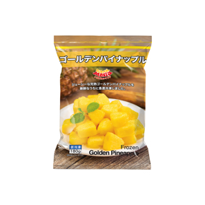 トロピカルマリアゴールデンパイナップル