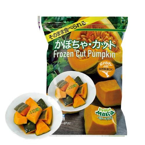 ベジーマリアそのまま食べられるかぼちゃ・カット(チャック付き)