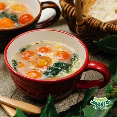 レンチントマトスープ