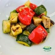 【ちょい足し】グリル野菜ミックスのバル風サラダ
