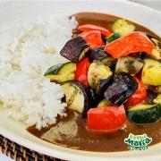 【ちょい足し】グリル野菜ミックスの夏野菜カレー