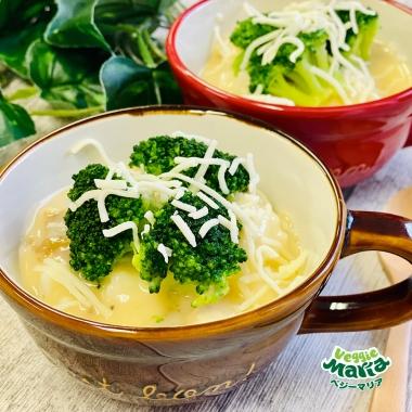 【ちょい足し】チーズリゾット(カルボナーラ風)